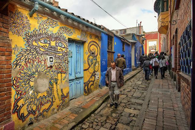 كولومبيا سياحة