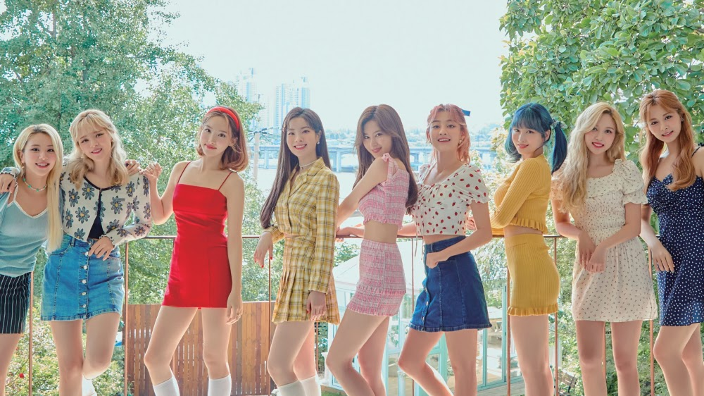 TWICE Confirmed to Perform on 'The Kelly Clarkson Show'