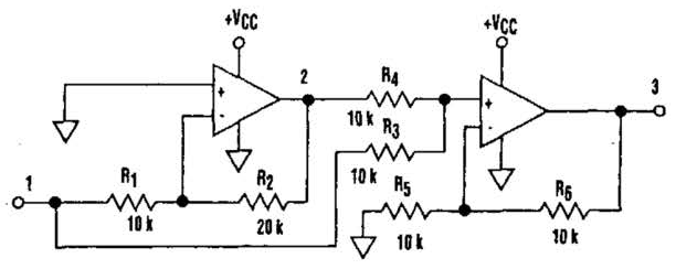 rectifier circuit without diodes
