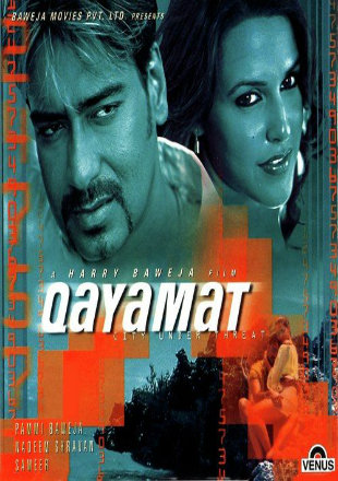 Qayamat: City Under Threat 2003 Full Hindi Movie Download