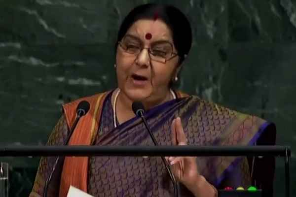 sushma-swaraj-praised-modi-sarkar-top-schemes-to-transform-india