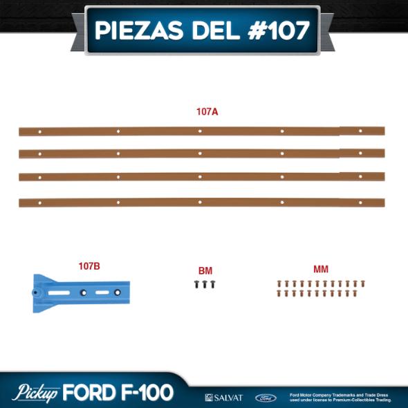 Entrega 107 Ford F-100