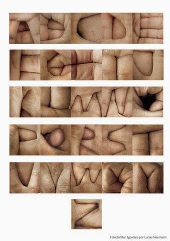 abecedario con los dedos