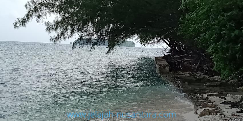 paket wisata murah open trip pulau harapan 2 hari 1 malam kepulauan seribu utara