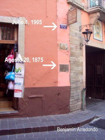 El Bable: De cuando en Guanajuato llovía: Las severas inundaciones.