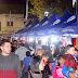 Feria y gran espectáculo musical en la plaza San Martín