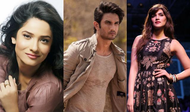 It's Splitsville For Sushant Singh Rajput and Kriti Sanon
