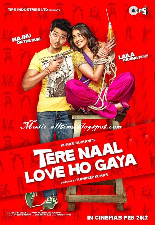 tere naal love ho gaya hindi mp songs time