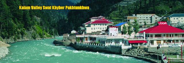 Kalam Valley Swat Khyber Pakhtunkhwa