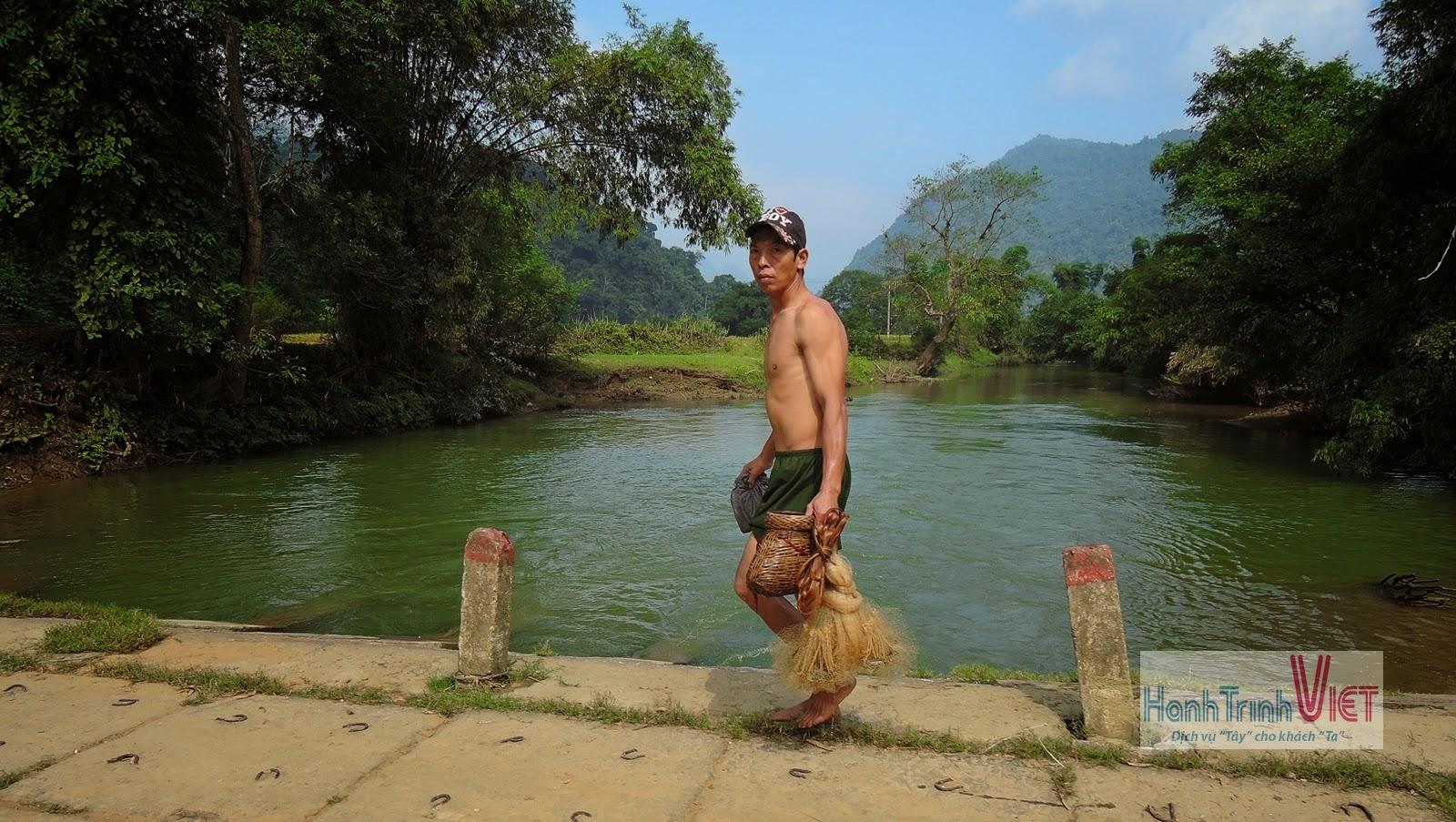 Tham quan Hồ Ba Bể ở Bắc Kan