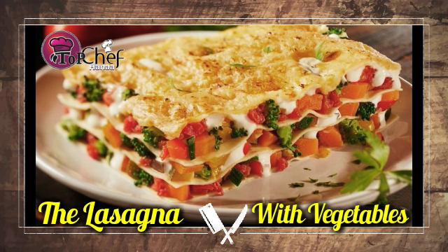 Lasagna With Vegetables