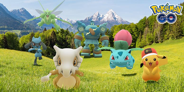 Semana Animada Pokémon GO