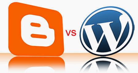 Blogger VS WordPress Which Is Better Platform For Blogging? ~ Tutorials Hunt | Urdu & Hindi Video Tutorials