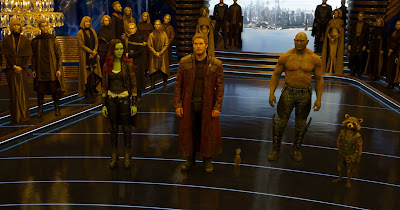 """העלילה של """"שומרי הגלקסיה 2"""" פורסמה בויקיפדיה האנגלית עם מגוון ספוילרים, היזהרו!"""