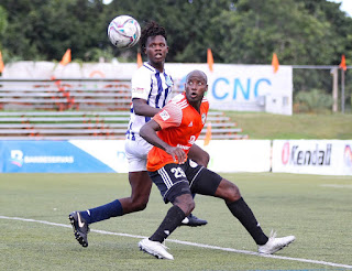 Cibao FC y Atlántico igualaron 1-1; Angulo anotó el gol 200 del torneo