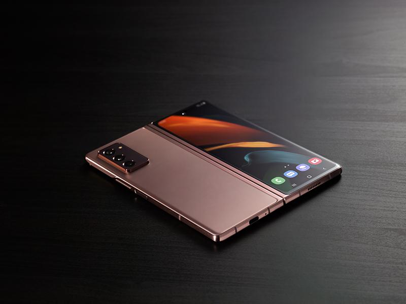 Galaxy Note20-like back design