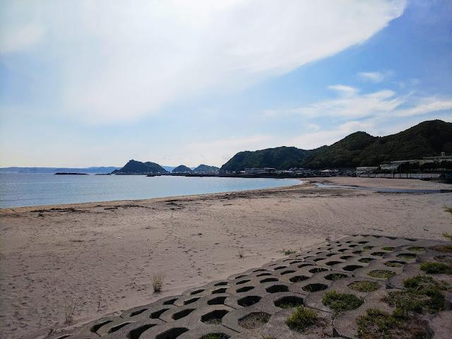 天津 城崎海岸