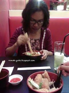 menu donburi shibuya resto