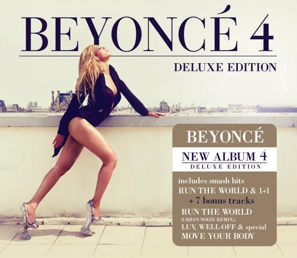 Beyoncé Deluxe Beyoncé: Soul-covers: ALBUM: BEYONCE