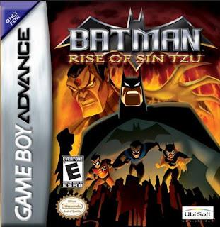 Rom de Batman: Rise of Sin Tzu - GBA - PT-BR - Download