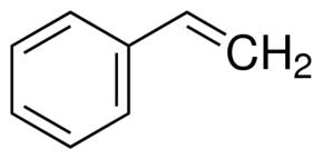 Resultado de imagen de estireno formula