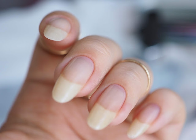 naturalne paznokcie pielęgnacja