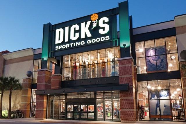 Loja de esportes DICK'S Sporting Goods em Miami