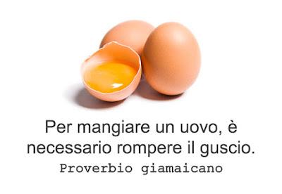 aforisma sulle uova