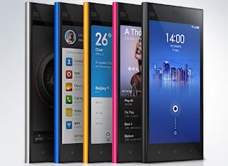 Harga Xiaomi Mi 3 Terbaru, Didukung Kamera 13 MP LED Flash