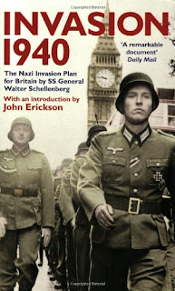 Cover of Invasion 1940 by Walter Schellenberg (translation & introduction by John Erickson)