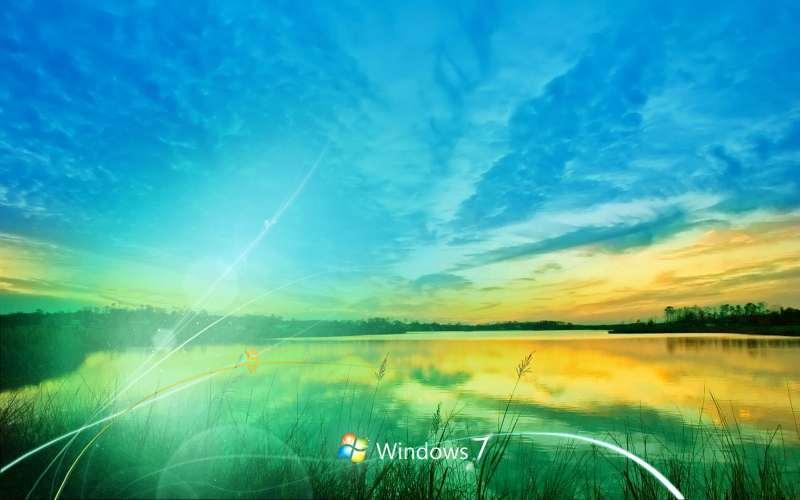 wallpapers windows 7 nature - photo #9