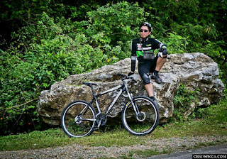Stop-over, Bike Challenge: The Sierra Madre Experience
