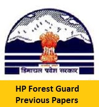 HP Forest Guard Previous Papers
