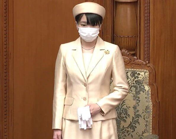 Emperor Naruhito, Empress Masako and Princess Mako attended the Japanese Parliament's 130th anniversary ceremony