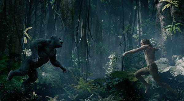 Alexander Skarsgård, Margot Robbie, Samuel L. Jackson, Christoph Waltz, Djimon Hounsou, Tarzan, The Legend of Tarzan, Movie Review, byrawlins, Warner Bros.,
