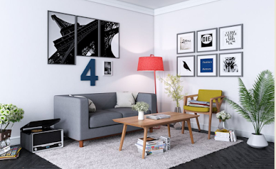 Contoh Material Murah Untuk Mempercantik Rumah