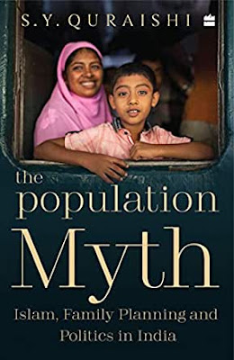 A Book Titled The Population Myth : Islam, Family Planning and Politics in India will be Launched