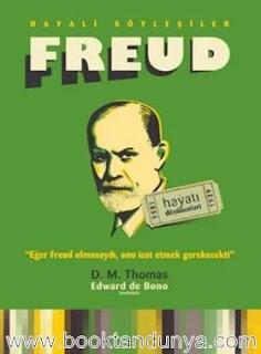 D. M. Thomas - Hayali Söyleşiler - Freud