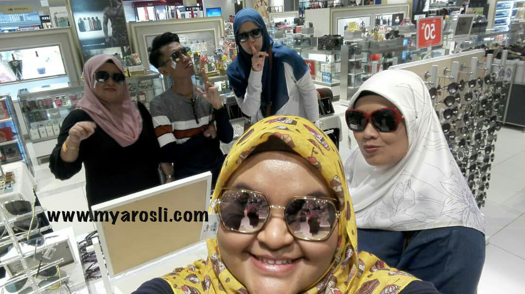 test sunglasses
