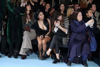 Nicki Minaj Paris fashion