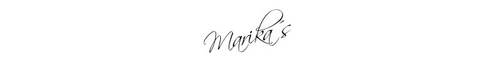 marjakuja Marika blogi