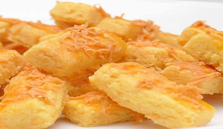 Resep Kue Kastengel Keju Kraft Moo Lembut Dan Manis