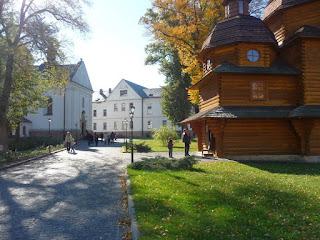 Крехів. Монастир св. Миколая