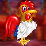 G4K Deft White Rooster Escape