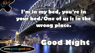 good night motivational images