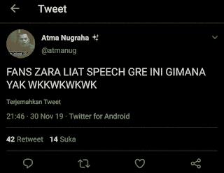 Ini Sindiran Shania Gracia JKT48 Kepada Adhisty Zara