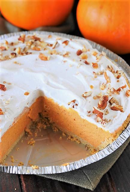 No-Bake Pumpkin Cream Pie photo