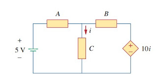 Current controlled voltage source example