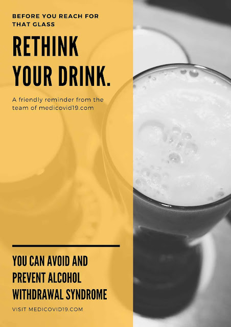Alcohol withdrawal syndrome sytomps and its treatment