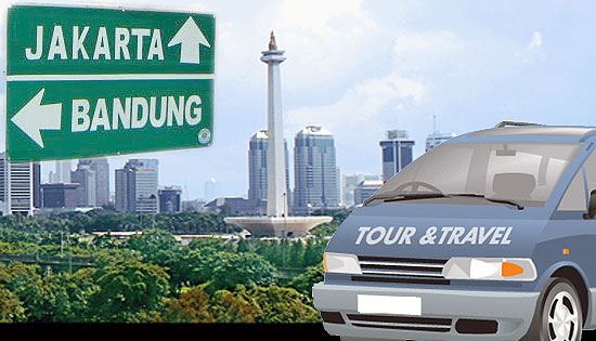 3 Bus Terbaik Jurusan Jakarta ke Bandung